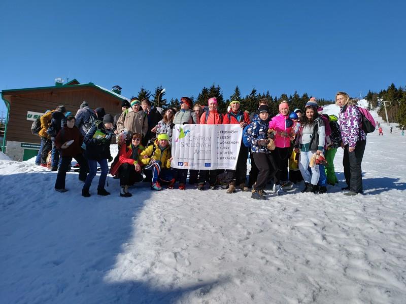 Výcvik běžeckého lyžování  – ČHS