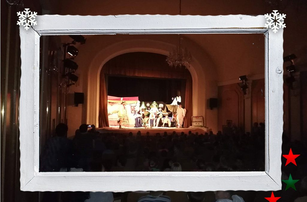 Divadelní představení Pohádkový betlém