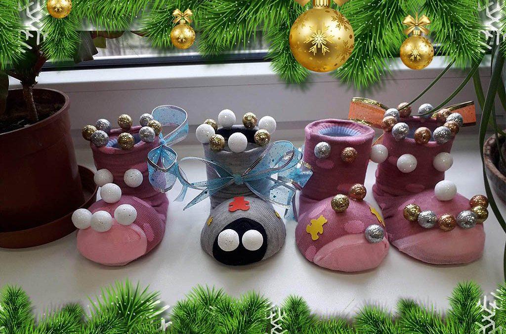 Vánoční tvoření, adventní zvyky a vánoční tradice.