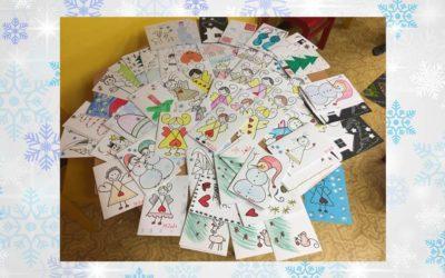 Veřejná sbírka vánočních přání